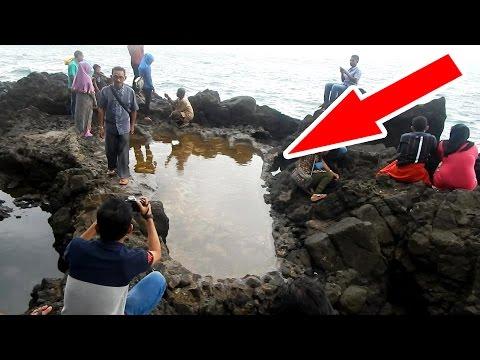 Jejak Tapak Kaki MANUSIA RAKSASA di Aceh Selatan (Manusia Raksasa di Indonesia Asli)