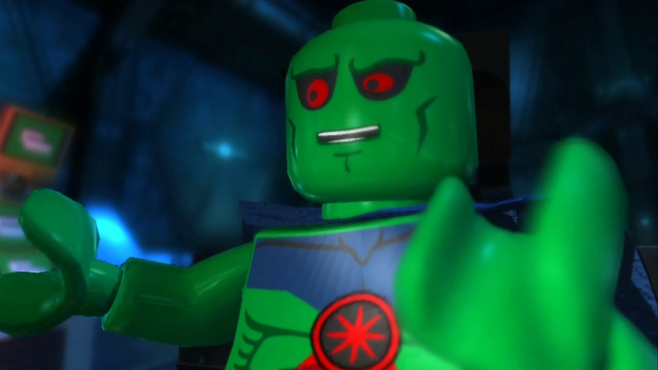 lego batman 2 walkthrough ps3