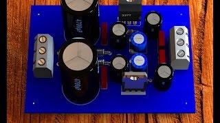 Fonte Simétrica de 12v -| Eletrônica com Alison Freitas #9 | |
