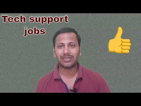 Tech Support Jobs - How To Get Tech Support Jobs Fast