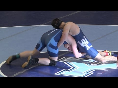 Wrestling: Washington-Lee at Yorktown 2015