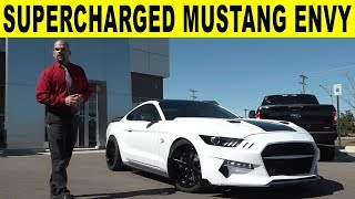 2017 Ford Mustang GT Supercharged Coyote Special Edition Race Car