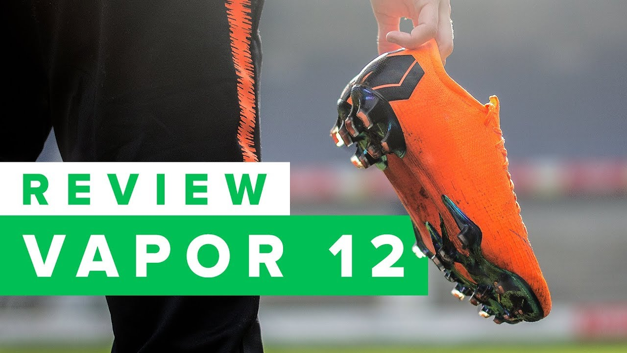 588c50aa9 NIKE MERCURIAL VAPOR 12 ELITE REVIEW