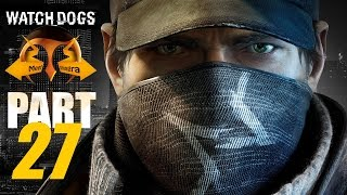 Watch Dogs Part 27 The Future is in Blume Gameplay Walkthrough PC