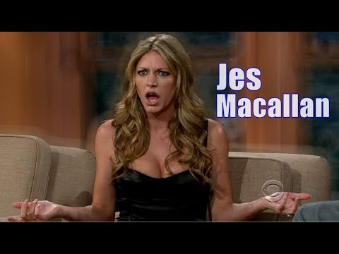 Jes Macallan  Doesn't Like Fruit  Only Appearance