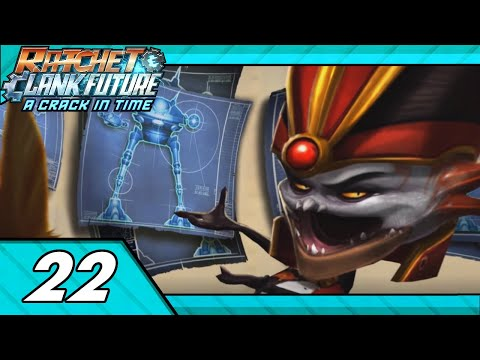 Ratchet & Clank Future: A Crack in Time #22- Misplaced Trust