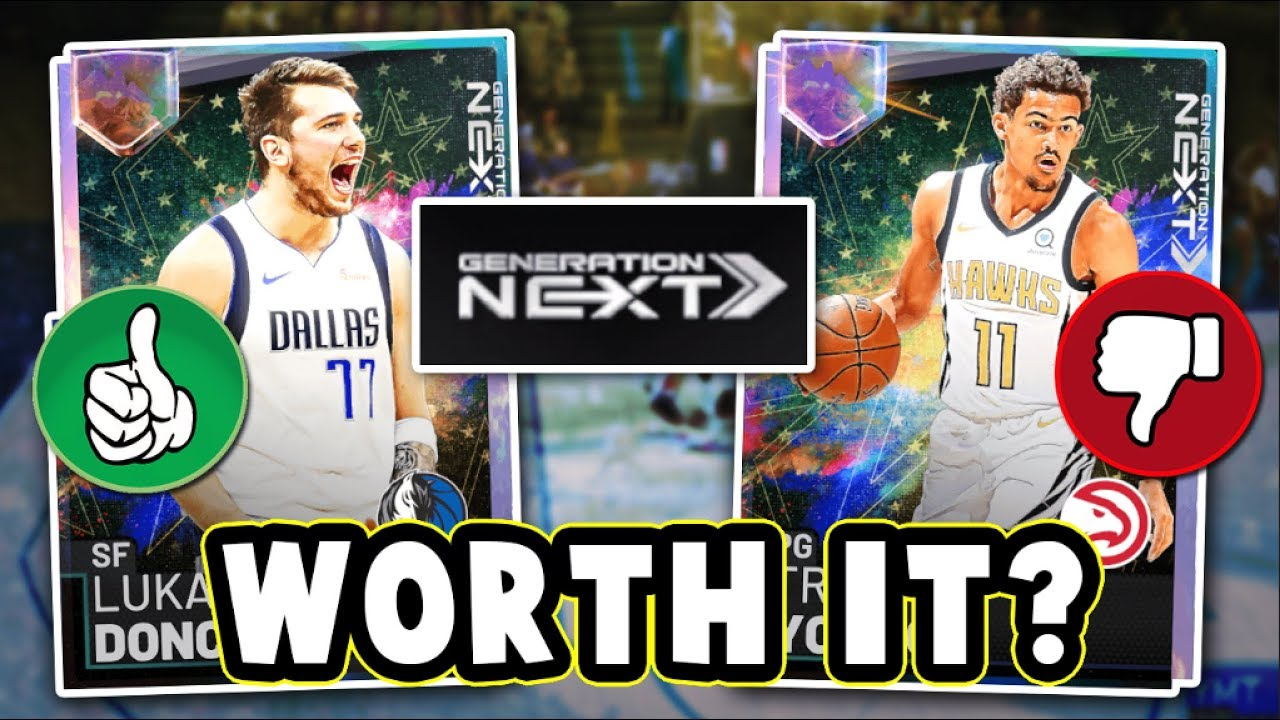 Nba 2k19 Which Generation Next Cards Are Worth Buying Nba 2k19 Myteam