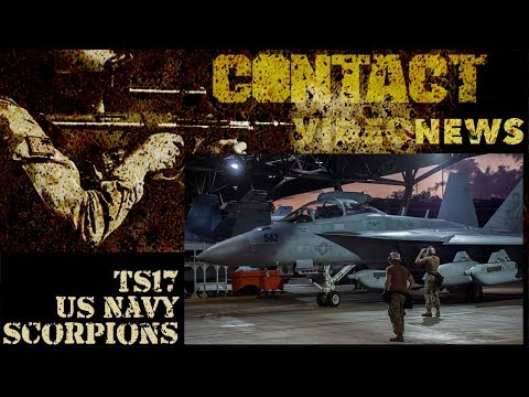 Talisman Sabre 2017 – US Navy's Electronic Attack Squadron 132