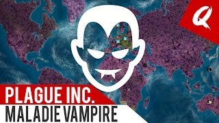 Plague Inc. Evolved Gameplay Un vampire!? Où ça? FR