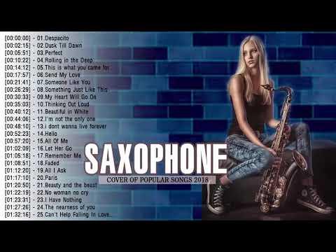 Лучшие популярные песни саксофона 2020 - Лучший инструментальный саксофон 2020