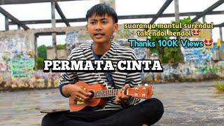 Download Lagu Aiman Tino - Permata Cinta (Cover Ukulele) || D'BebangOfficial mp3