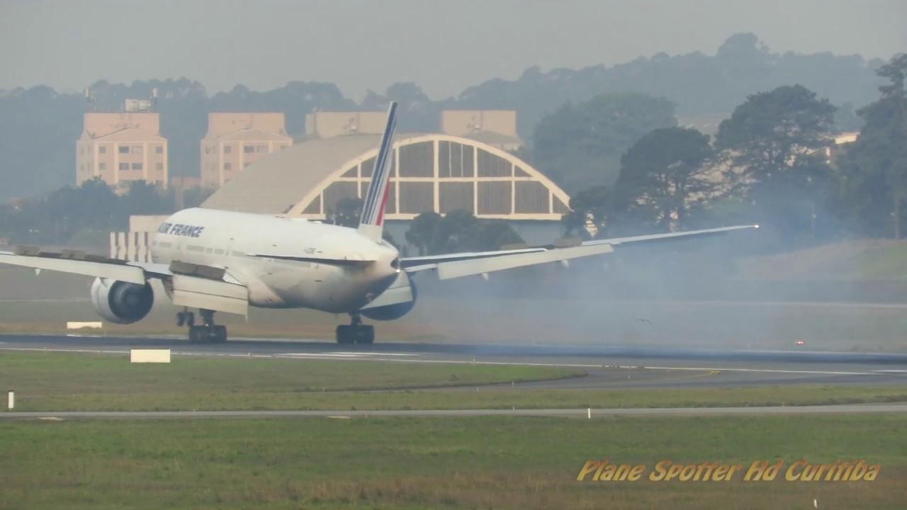 Resultado de imagem para Boeing 777 e seus Fantasmas (Air France/ Emirates/TAAG/KLM- Aeroporto São Paulo (GRU)