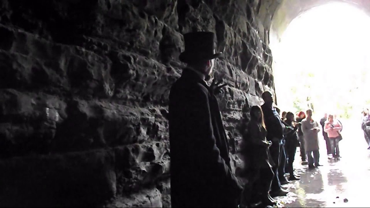 Screaming Tunnel > Legend, We Hear It    & the Real Story? > Niagara
