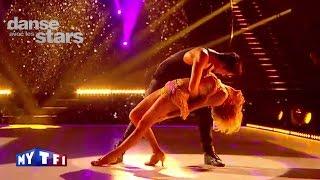 DALS S07 - Un chacha pour Sylvie Tellier et Christophe Licata sur « Let's Get Loud » Jennifer Lopez
