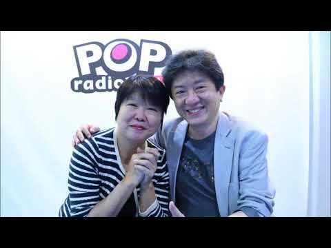 2018 09 03《POP搶先爆》黃光芹 專訪 資深媒體人 彭華幹