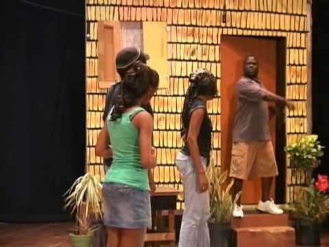 Dominican stage Comedy- House of Shingles (New Dimension Theatre Production)