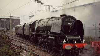 On board 'The Cathedrals Express' | Rugby to Southall | 03.09.2015
