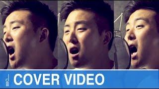 Pharrell & Daft Punk - Get Lucky - David Choi Cover