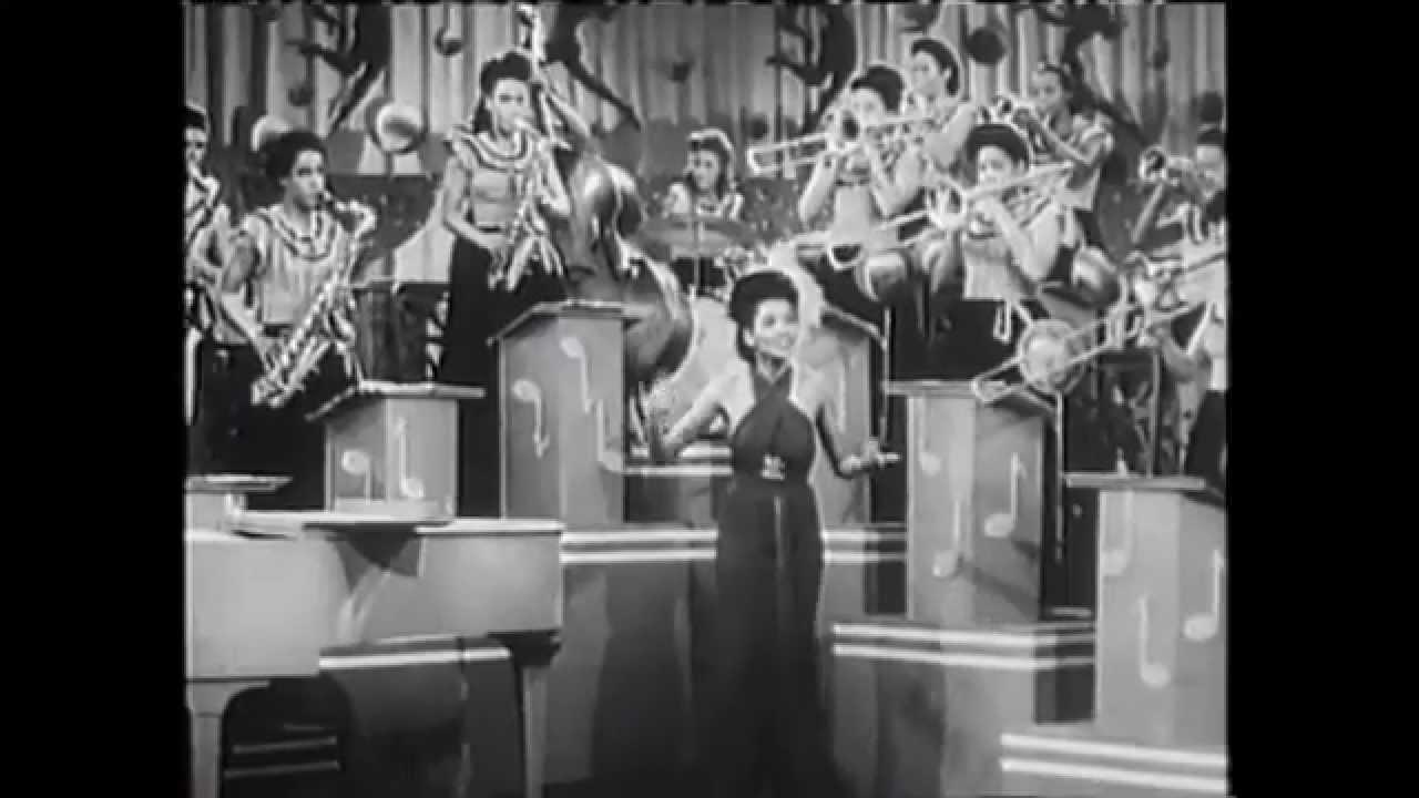 The International Sweethearts Of Rhythm Best Female Jazz Band Youtube