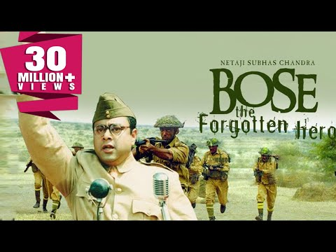 Netaji Subhas Chandra Bose : The Forgotten Hero (2004) Full