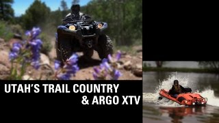 Fisher's ATV World - Utah's Trail Country & New Amphibious XTV ARGO (FULL)
