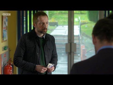 """Adam Wittek in DOCTORS (TV series, S19E76 """"The Mole"""", excerpt)"""
