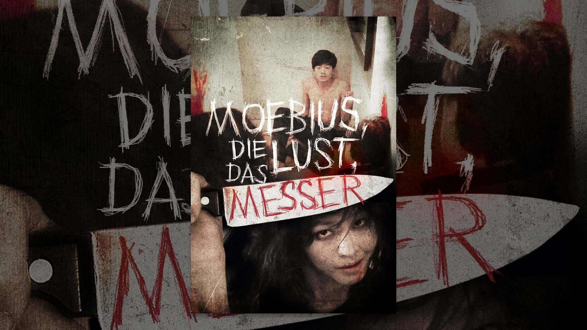 Moebius, Die Lust, Das Messer