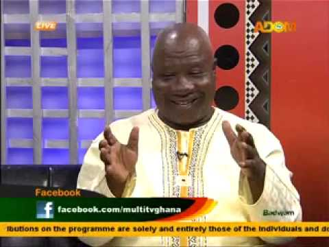 Badwam Newspaper Review on Adom TV (29-4-14)