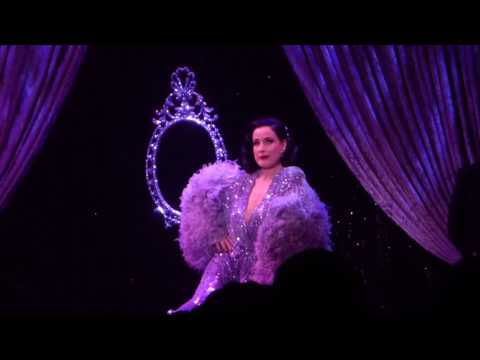 """""""A Night In"""" Dita Von Teese@The Fillmore Silver Spring, MD 2/23/17"""