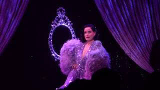 """A Night In"" Dita Von Teese@The Fillmore Silver Spring, MD 2/23/17"