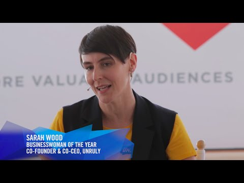 Sarah Wood Businesswoman of the Year