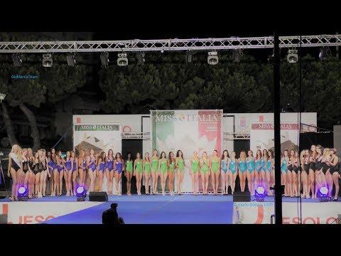 Miss Italia Finale Miss Veneto 2017 Jesolo