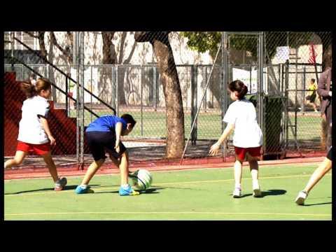 Colpbol. Deporte en Clave Educativa