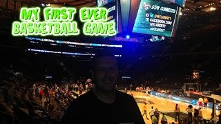 My Visit To Madison Square Garden - HD