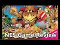 Adventure Island NES Review - The No Swear Gamer Ep 11