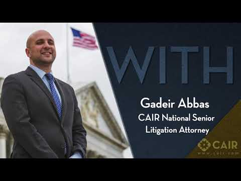 Video: CAIR to Offer Free Legal Clinics at MAS-ICNA Convention in Chicago, Dec. 28-30