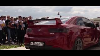 Открытие сезона по автозвуку 2017 в Новомосковске