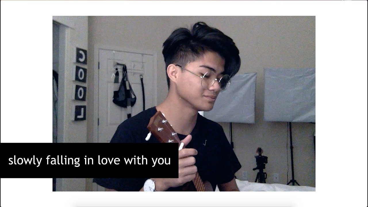 slowly falling in love with you || original song - YouTube