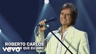 Roberto Carlos - A Mulher Que Eu Amo (Cover Audio)
