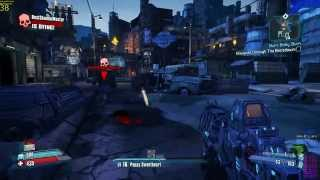 Borderlands 2 Max settings 4K with GTX 970 4GB PhysX High