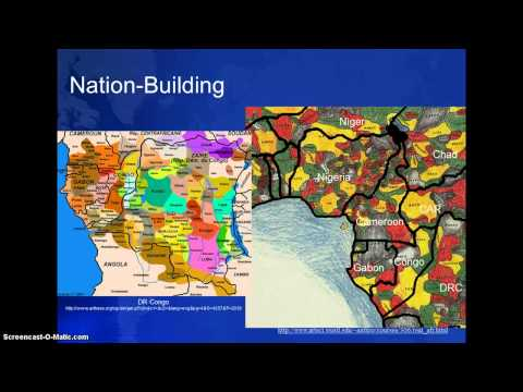 2.6 Nation-Building and State-Building