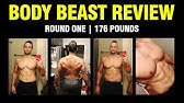 Difference Between Body Beast and P90X - YouTube