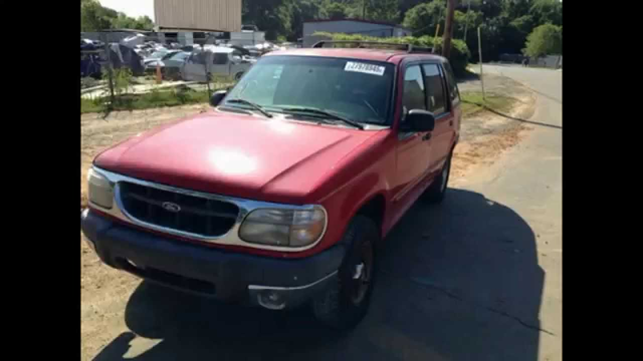 & 1999 Ford Explorer For Parts Only ~ ASAP Car Parts - YouTube markmcfarlin.com