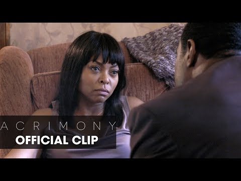 "Tyler Perry's Acrimony 2018 Movie  Clip ""You Lie And You Cheat"" – Taraji P Henson"