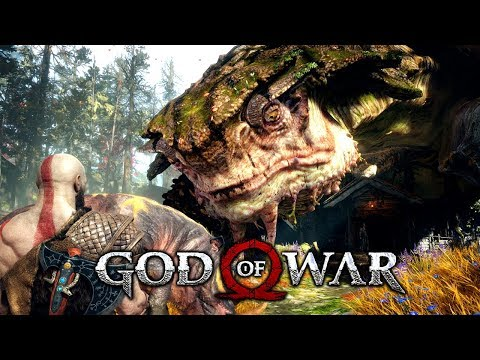 God Of War #5 - Die Hexe! | LP Deutsch PS4 Pro