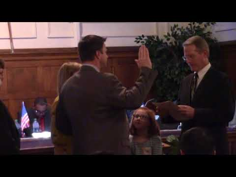 3. Oaths of Office - Andy Gibbs - District 6