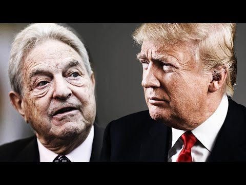Thumbnail: Anonymous - Donald Trump Finally EXPOSES George Soros!