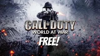 How To Download Call of Duty World at War For Free 2017!