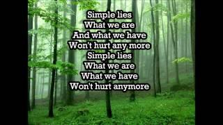 Endo Simple Lies Lyrics