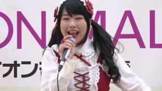 有坂愛海さんのミニライブを撮影させて頂きました.